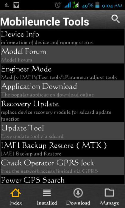 mtk engineering mode apk android 5.1